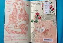 art journal // •