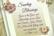 <3 Sunday Blessings <3
