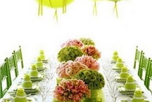 PARTY THEME - Lime Green