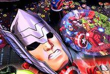 Avengers Party Kit