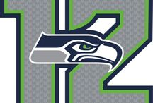 Seattle Seahawks / by Brittany Smith