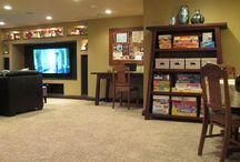 Home: basement