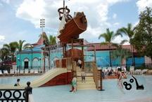 Disney World Kiddie Pools & Wading Pools