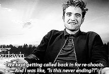 Robert hating twilight