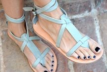 Sandals Of My Dreams