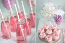 [IDÉES] Sweet Table / Inspiration de tables gourmandes, candy bar et sweet table