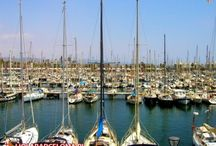 Port Vell / Jedno z bardziej obleganych przez turystów miejsc w Barcelonie. W porcie znajduje się Oceanarium i Muzeum Historyczne Katalonii. Obowiązkowy przystanek każdego turysty. Do Portu Vell prowadzi słynna La Rambla.