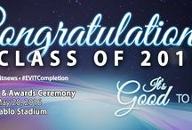 EVIT Class of 2016 / Completion ceremony & more for the EVIT Class of 2016.