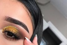 Yellow Makeup Looks