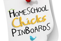 Homeschooling Pinterest Boards