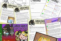 Learning Ideas / by Sarah Linehan