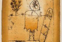 Paul Klee / Transfer drawing