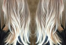 Hairstyles & Colors