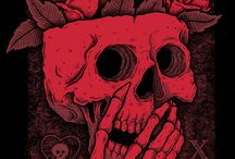 Rock Posters / Cool Stoner Rock Posters