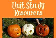 Homeschool - Unit Studies