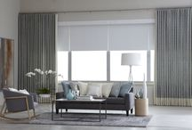 Custom Draperies / Custom draperies designed to your window specifications to coordinate with your home decor.