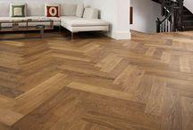 Oak Parquet floors