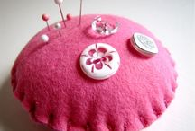 Project inspiration: Pincushion / by Victoria Callas