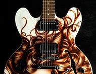 Airbrush Guitars