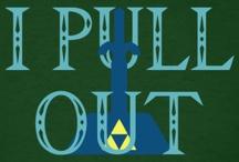 Zelda Merchandise / Zelda Merchandise that I find pretty or I want