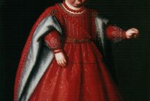 XVII century clothing
