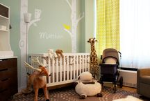home - nursery / by Tiffany Wall