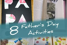 Fathers' Day Activities for Kids