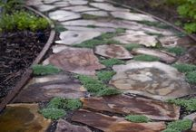 Rock path ideas