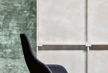 Setting the Elegance / Patricia Urquiola pieces for Moroso catalogue