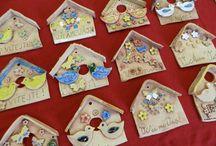 Keramika / Výrobky z keramické hlíny pro MŠ