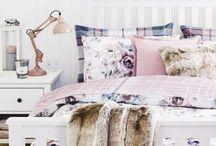 Schlafzimmer / Die schönsten Deko-Tipps und Einrichtungsideen fürs Schlafzimmer