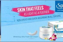 Spawake - Image Galley - Skin Beauty Products