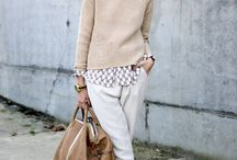 Neutrals Take a Walk / year-round, timeless, go anywhere, easy, sophisticated, clean, classy, polished, quality