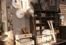Industrial shop