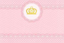 Princesas / Chá de fraldas !