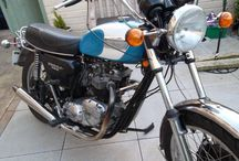 Motorbikes / Just some of our classic motorbikes for hire
