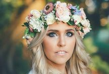 brisbanebride / Flawless make up and perfect hair