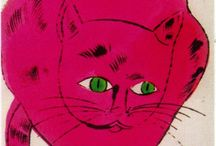 The Fine Cat Arts Showcase / C A T S + A R T / by Sebastian Dalhed