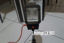 Jual Lampu Unomat LX801