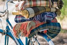 + Plaid Wool Blankets