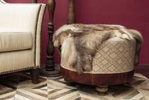 Why Not Brown / 3 Diseñadores de Interiores, usando nuestros tapetes en cuero recrearon diferentes espacios. El tema fue el color café