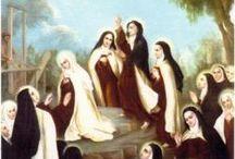 Carmelite Martyrs of Compiègne