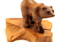 Wood Carvings / Passionately Unique Curated works from artists and artisans across Canada