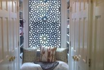 moroccan/eclectic