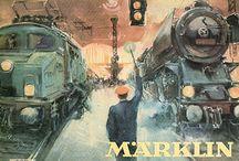 Vlak Katalogy a Plakáty