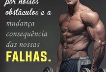 Motivação / Para não perder a vontade de treinar e se dedicar ao máximo!