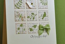 Card Ideas / by Tricia Ritter