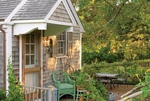 Cottage ideas / by Jehanne Fauquier