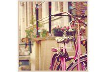 Inspiration - Old Fashioned Bikes