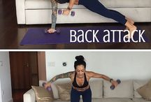 Get Fit- Arms & Back